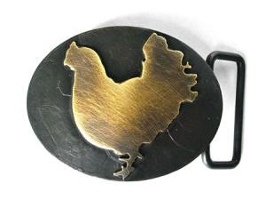 chicken buckle